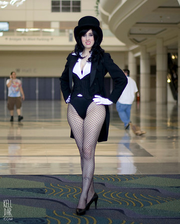 My Zatanna costume from September 2008.This was at Megacon 2009.Kelldar.com | My Facebook Page | Tumblr | Instagram